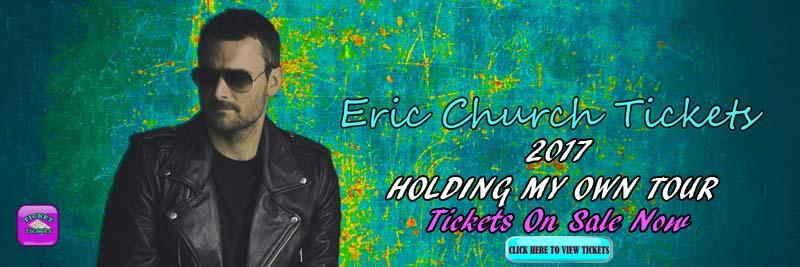 Eric Church Tickets