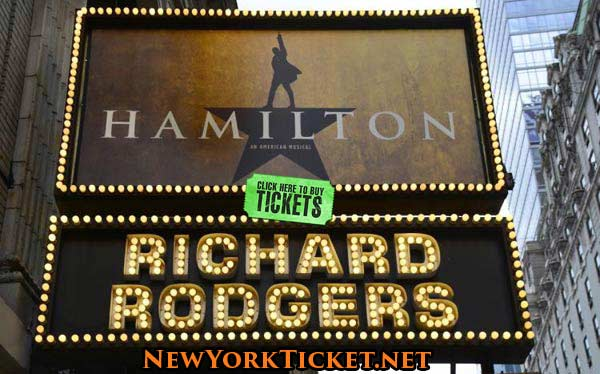 Find HAMILTON - The Musical Tickets